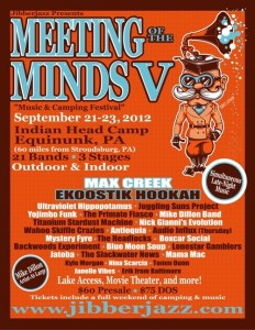 Meeting of the Minds Music Festival V